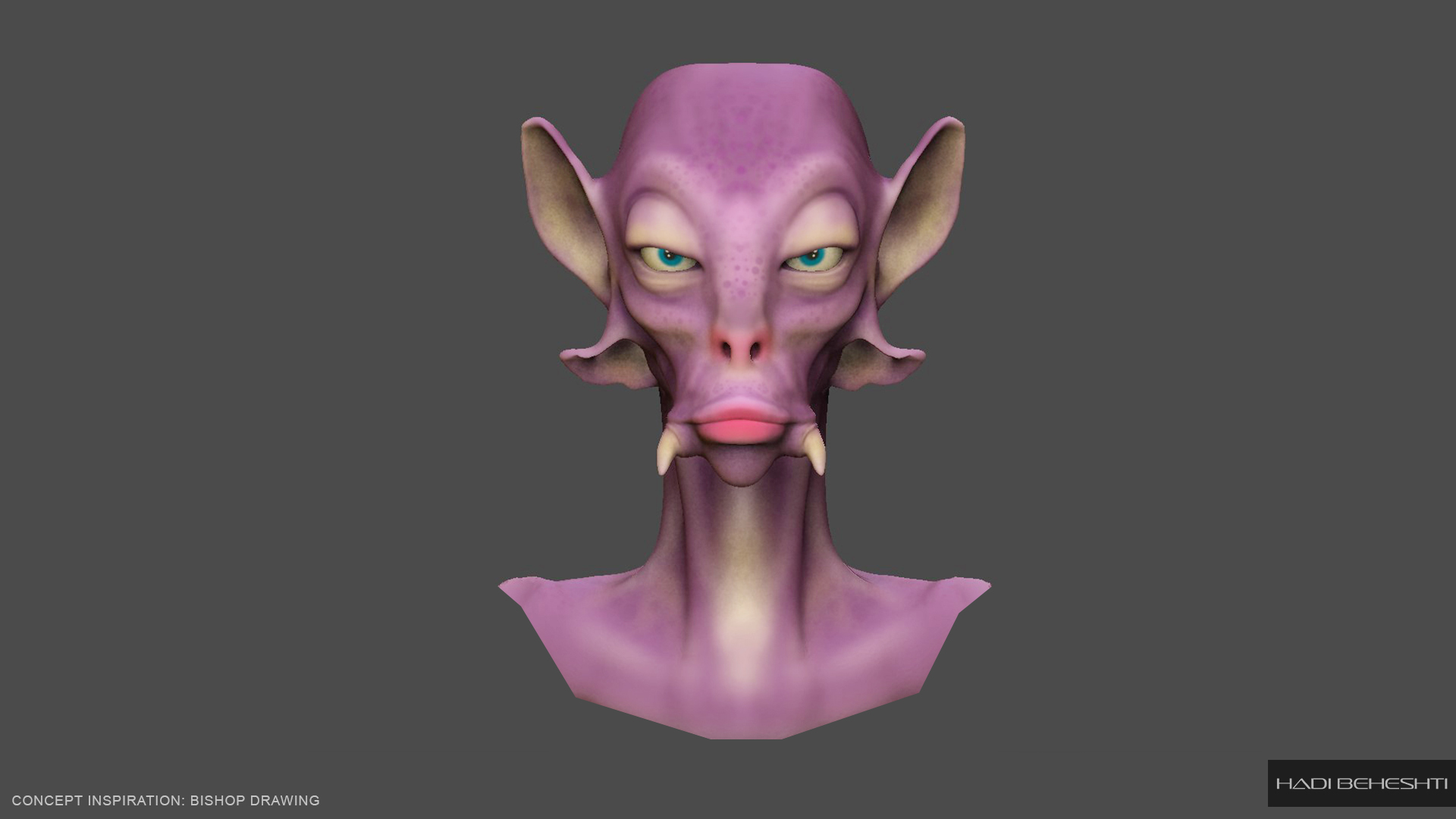Speed Sculpt by Hadi Beheshti
