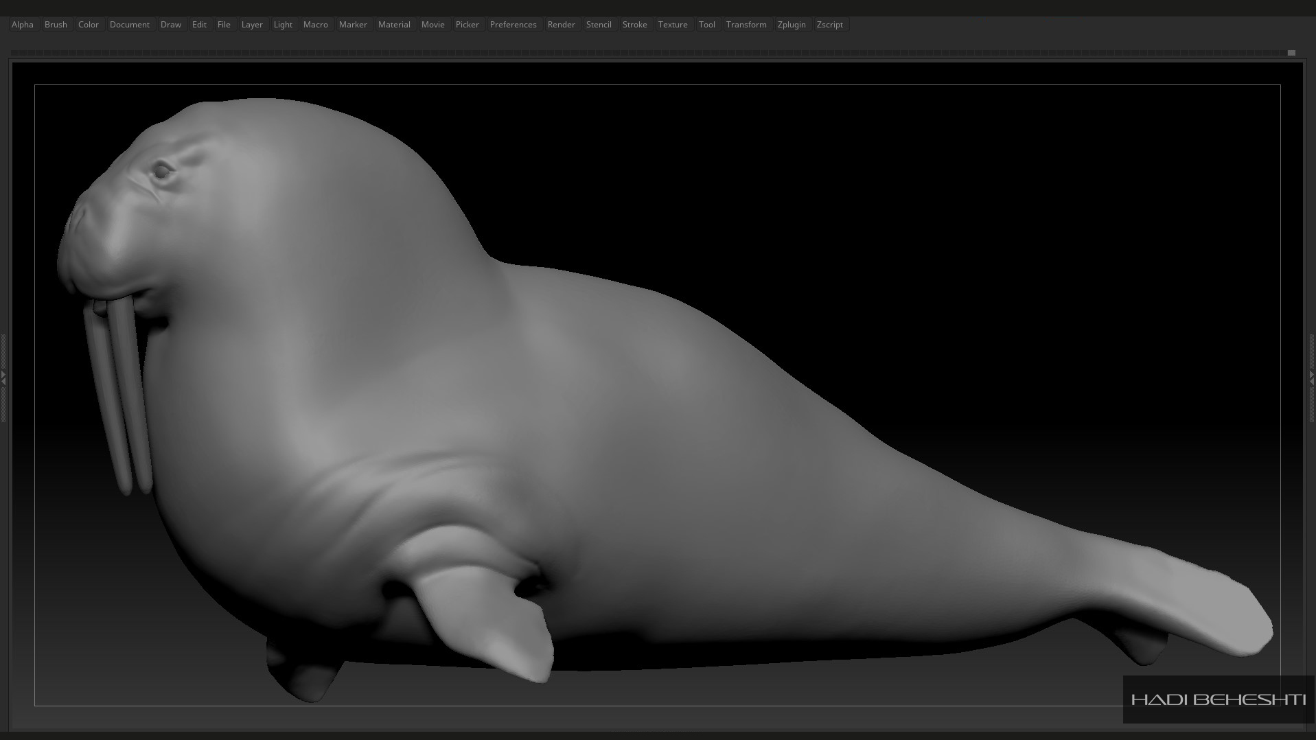 Walrus Preview_Walrus by Hadi Beheshti