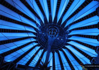 Sony Center Berlin-Photo by: Hadi Beheshti