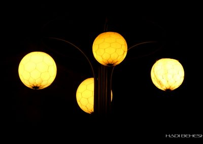 Hive bulbs-Photo by Hadi Beheshti