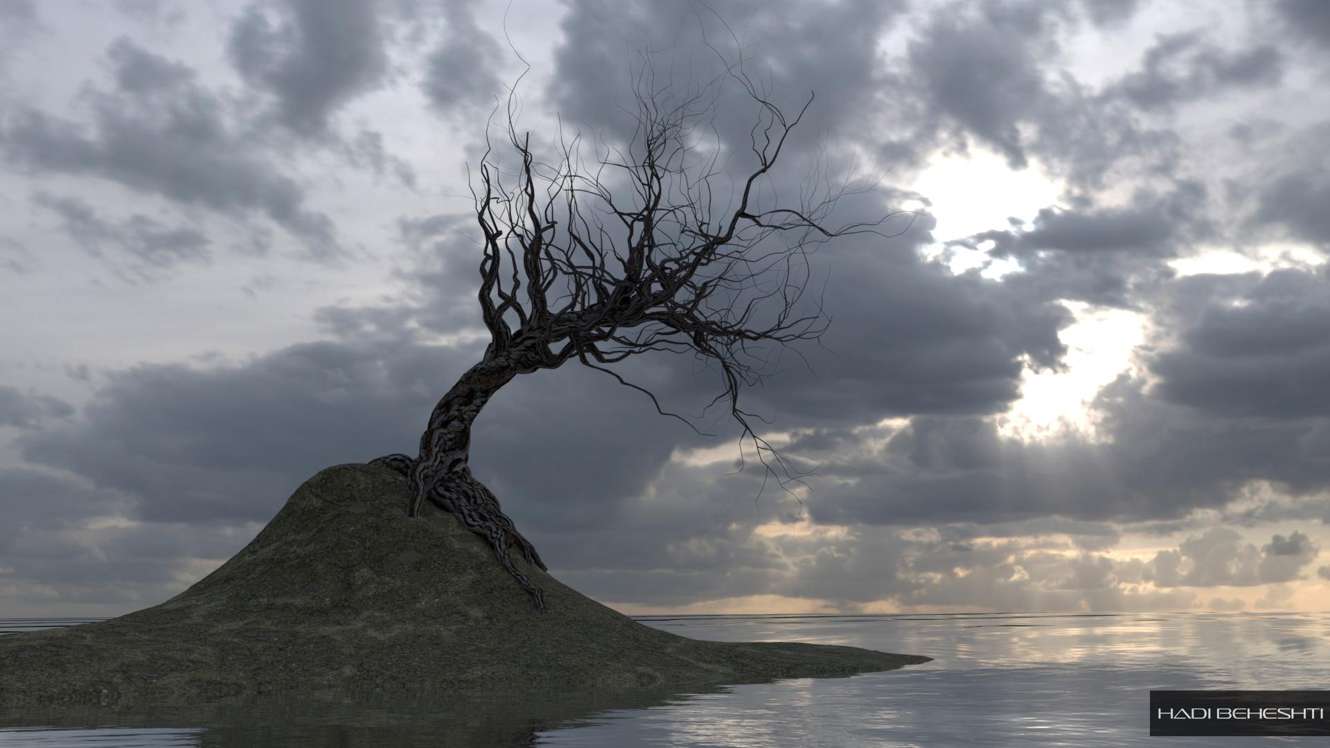 Alone-Personals by Hadi Beheshti
